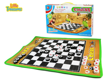 Jumbo Chess Indoor and Outdoor Board game – Cognitive Learning for You and Your Family