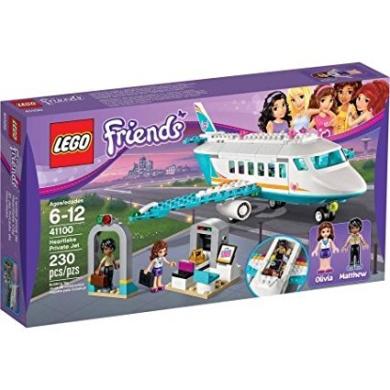 LEGO Friends Heartlake Private Jet , 230 Pieces