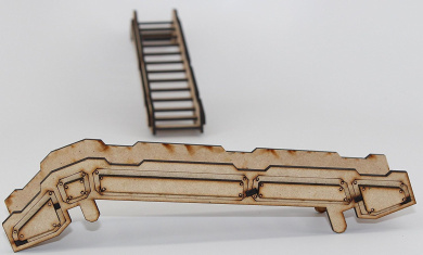 Sector 38 Armoured Stairs (2 pack)