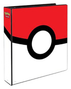 Pokemon Poke Ball 5.1cm 3-Ring Binder