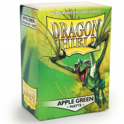 Dragon Shield Sleeves Matte Apple Card Game, Green