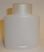 50 Oval Sample/Give Away Amenity Bottles 50ml plastic