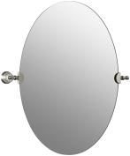 KOHLER K-16145-BN Revival Mirror, Vibrant Brushed Nickel