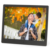 Micca Neo-Series 25cm Class (25cm Actual) Natural-View Digital Photo Frame with 8GB Storage Media