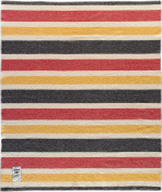 Woolrich Home Rough Rider Stripe Wool Blanket