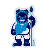 Trickster Company Northwest Coast Native Art Formline Die Cut Decals - Ewok Die Cut Decal