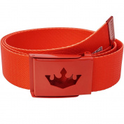 Meister Player Golf Web Belt - Adjustable & Reversible - Exclusive Designs