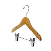 Kids 30 Hangers Suit Hangers with Clips