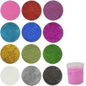 Beauty Factory BF Professional Fine Nail Art Shiny Glitter 300gram Pick 1 Colour CODE