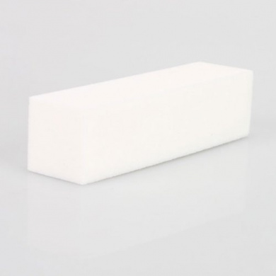Top Mckinley 10 Pcs Nail Art White Buffer Buffing Sanding Block Files Care Tool