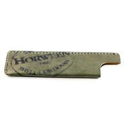 Horween Shell Cordovan Leather Sheath by Chicago Comb
