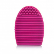Togirl Fashion Women Egg Cleaning Glove MakeUp Washing Brush Scrubber Board Brushegg