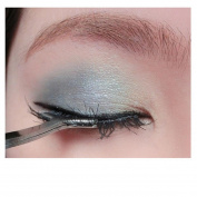Orangeskycn Beauty Tools Multifunctional False Eyelashes Aid Stainless Steel Clip Forceps