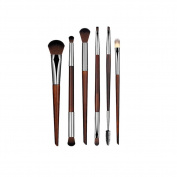 ACE 6pcs Professional Eye Makeup Brushes Eyeshadow Eyeliner Brush Shadow Tool Beauty Cosmetics