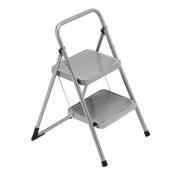 Framar Major 2 Space-saving Step stool in Steel, 2 Steps