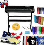 60cm Vinyl Cutter T-shirt Transfer Wall Sticker Start-up Kit