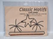 Classic Motifs 19cm Fireworks Craft Holder