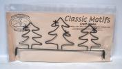 Classic Motifs 30cm 3 Evergreen Header Craft Holder