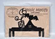 Classic Motifs 15cm Rooftop Header Craft Holder