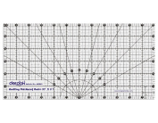 Rectangular Shape Quilt Designing and Crafting Quilting Patchwork Ruler Template 30cm x 15cm