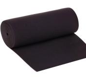 Gourd 20cm Black Knit Heavy Stretch High Elasticity Elastic Band 1 Yard