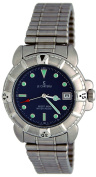 Le Chateau #2150M Men's Sport Watch Stainless Steel Band