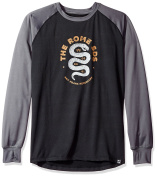 Rome Snowboards Men's Plus Size Mountain Any Means Crew
