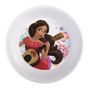 Zak Designs ELEB-0361 Elena Of Avalor Melamine Bowl, White