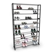 Homdox 10-Tier Shoe Rack Freestanding Shoe Tower Shelf Storage Organiser Cabinet