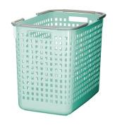 Like-it SCB-5 Portable Kids Light Basket, Mint Blue