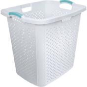 Home Logic 2.5-Bu XL-Capacity Lamper Laundry Basket and Hamper