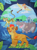 Disney Lion King The Lion Guard (COMFORTER ONLY) Size TODDLER Boys Girls Kids