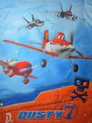 Planes Lets Soar (COMFORTER ONLY) Size TODDLER Boys Girls Kids
