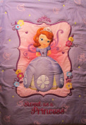 Sofia The First Sweet As A Princess (COMFORTER ONLY) Size TODDLER Girls Kids