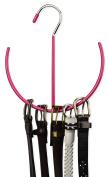 Belt Hanger | Shoe Rack Organiser | EasyView Pink