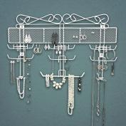 Sorbus® Jewellery Hanger Organiser Valet – Great for Earrings, Bracelets, Necklaces, & More