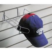 Chrome Wire Hat Rack