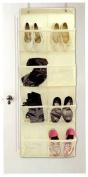 8 Pocket Over The Door Storage