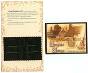 Jeanna Kimball's Foxglove Cottage Longs Basting Needle Sampler Card