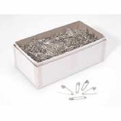 Size Number 3 Silver Large Safety Pins Bulk 5.1cm 1440 Pieces Premium Quality
