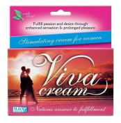Top Rated - Viva Cream 7.5ml 3 Tube Box by MD Science Lab