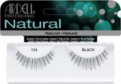 Ardell Fashion Lashes Natural - 124 Black 212300 by American International Industries