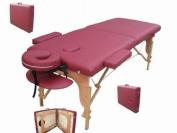 5.1cm Pad Folding Portable Massage Table