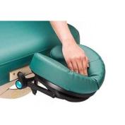 Earthlite Flex-Rest Self-Adjusting Headrest for Massage Tables - Teal