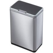 EKO 50L Mirage Sensor Trash Can, Stainless steel, 50 L