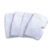 Washable Replacement Cleaning Mop Pads for Shark Steam Mop Pocket Microfiber Pads for S3500 series, S3601 and S3901