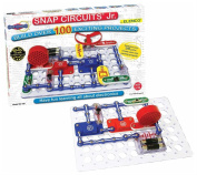 Snap Circuits Jr. SC-100 Electronics Discovery Kit Standard Packaging Elenco