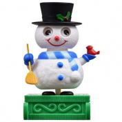 Adorable Snowman Never Ending Dancing Solar Powered Toy ~ No need batteries ~ Christmas 2016