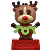 Adorable Reindeer Never Ending Dancing Solar Powered Toy ~ No need batteries ~ Christmas 2016