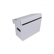 Short Comic Book Storage Boxes Supply - Half Box